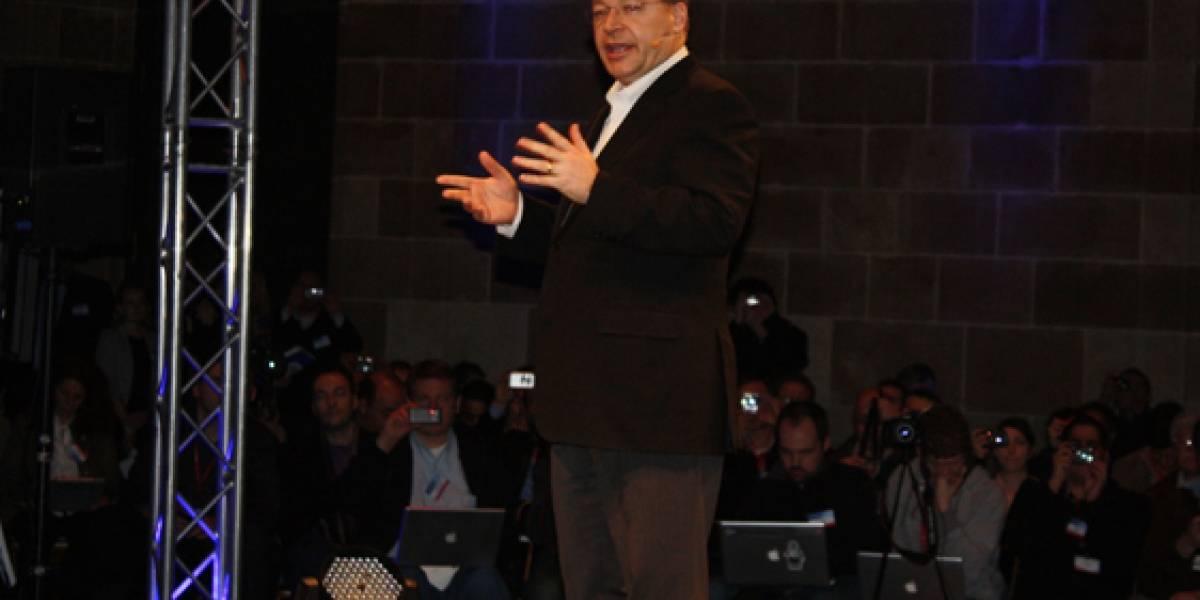 MWC2011: Conferencia de prensa de Nokia