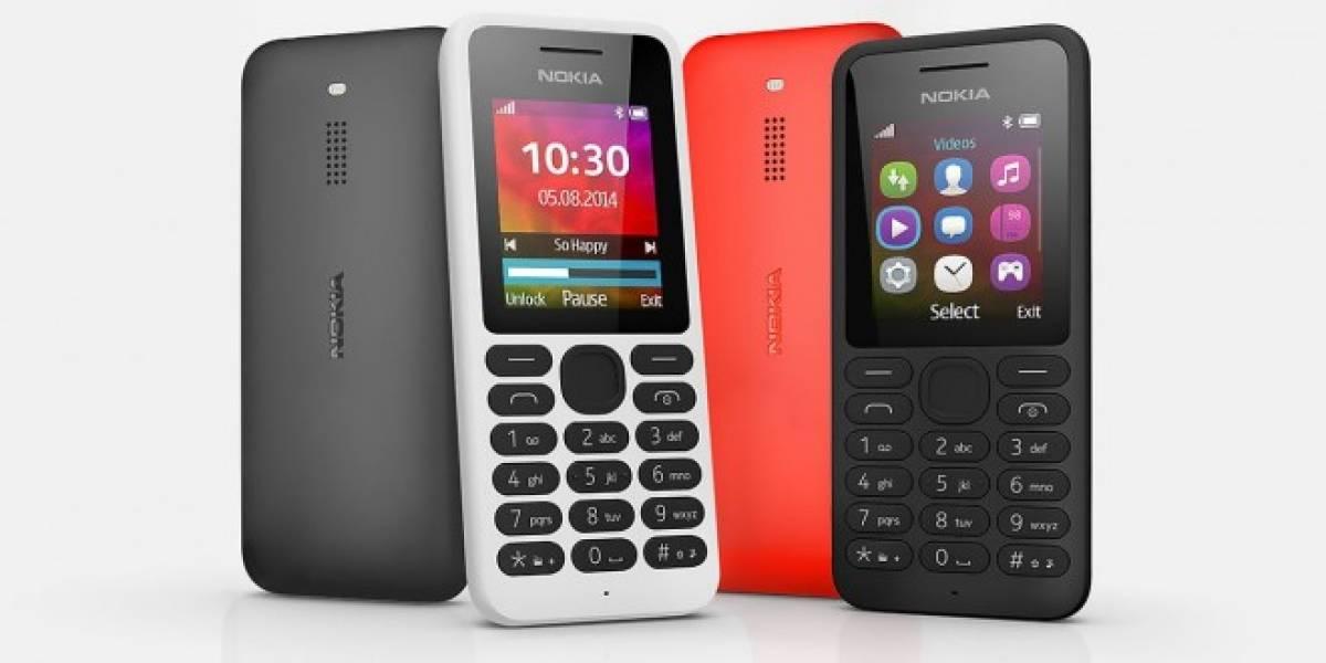 Microsoft no deja el segmento de feature phones y anuncia el Nokia 130