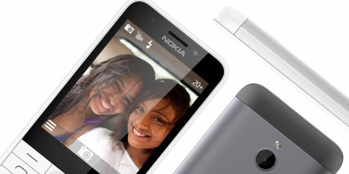 Nokia presenta su nuevo y básico Nokia 230