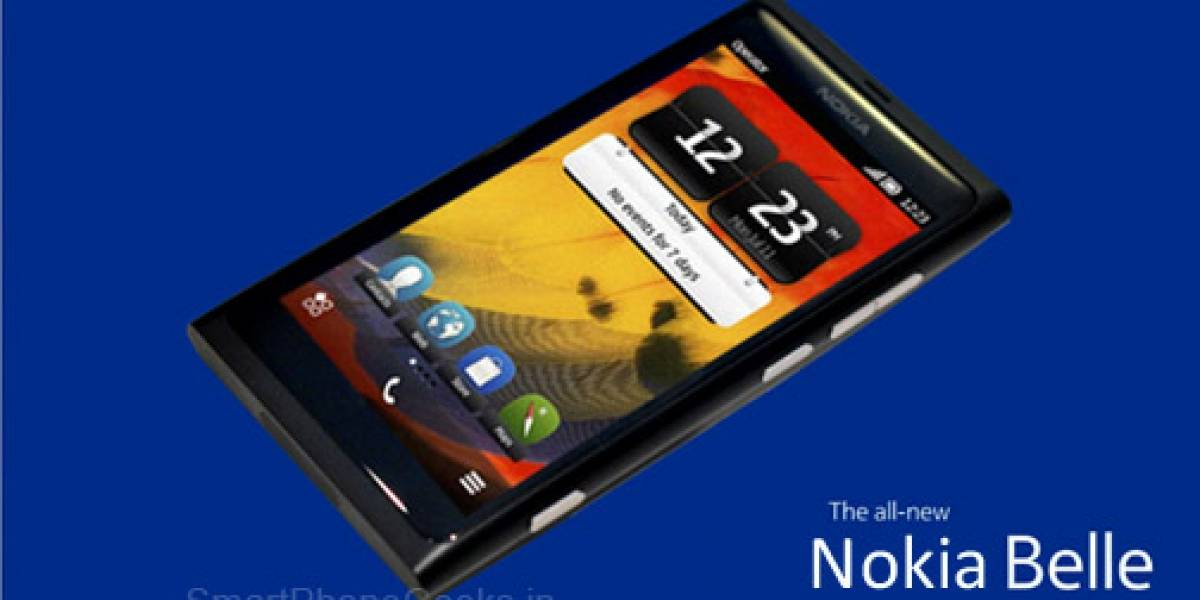 Nokia 801 supuestamente filtrado luce como un Lumia 800 con Belle