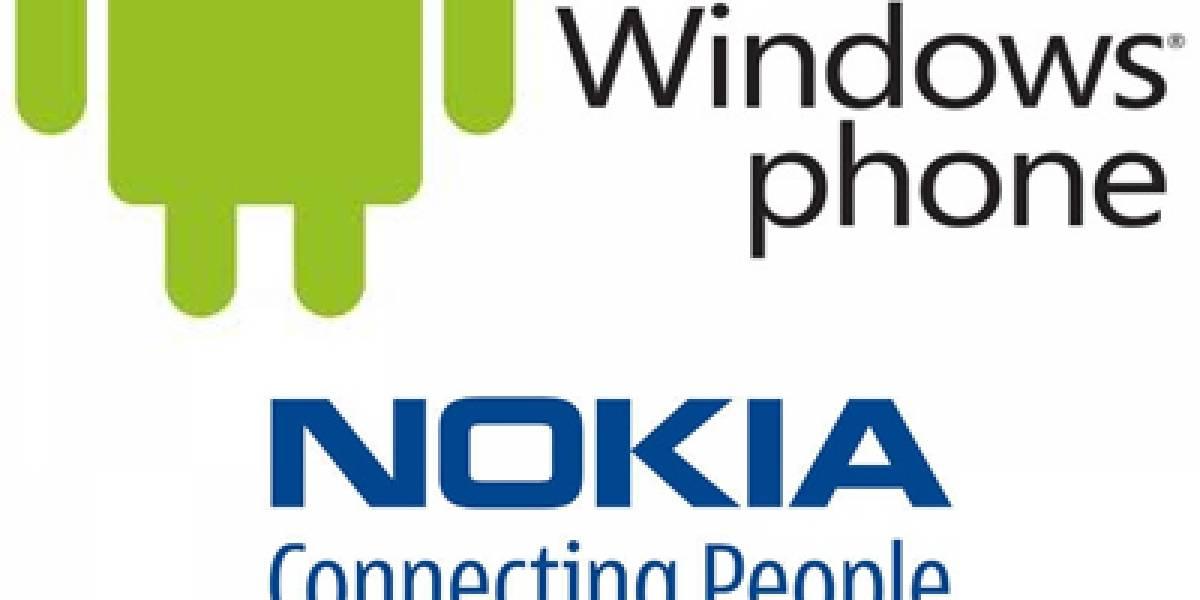 Nokia estaría pensando en utilizar Android en sus teléfonos