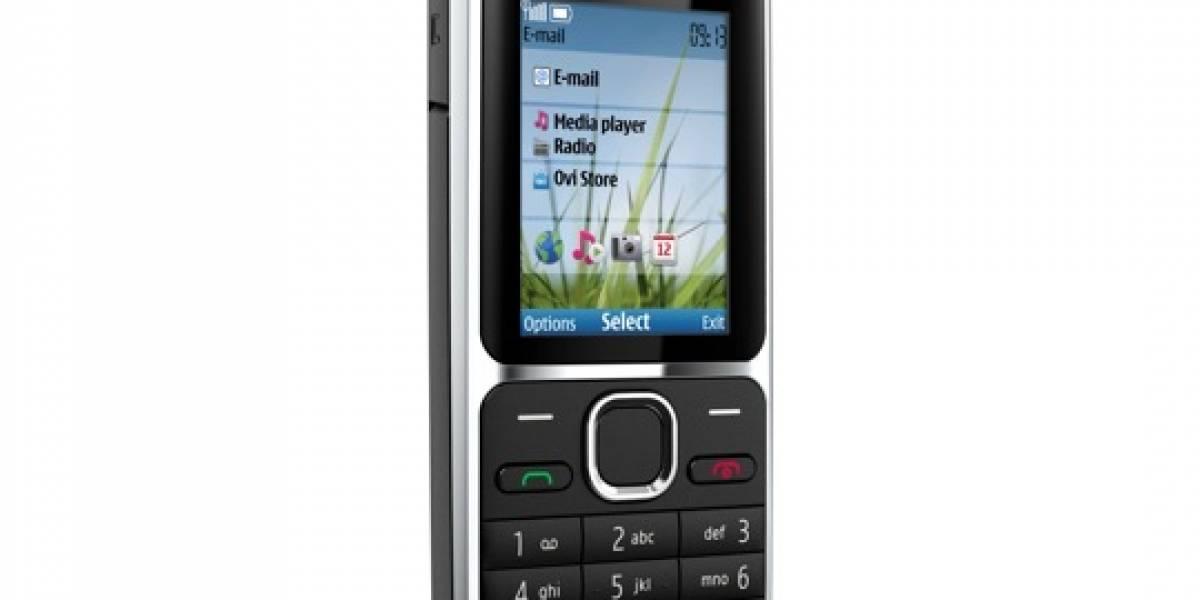España: Nokia C2-01 a la venta a principios de 2011