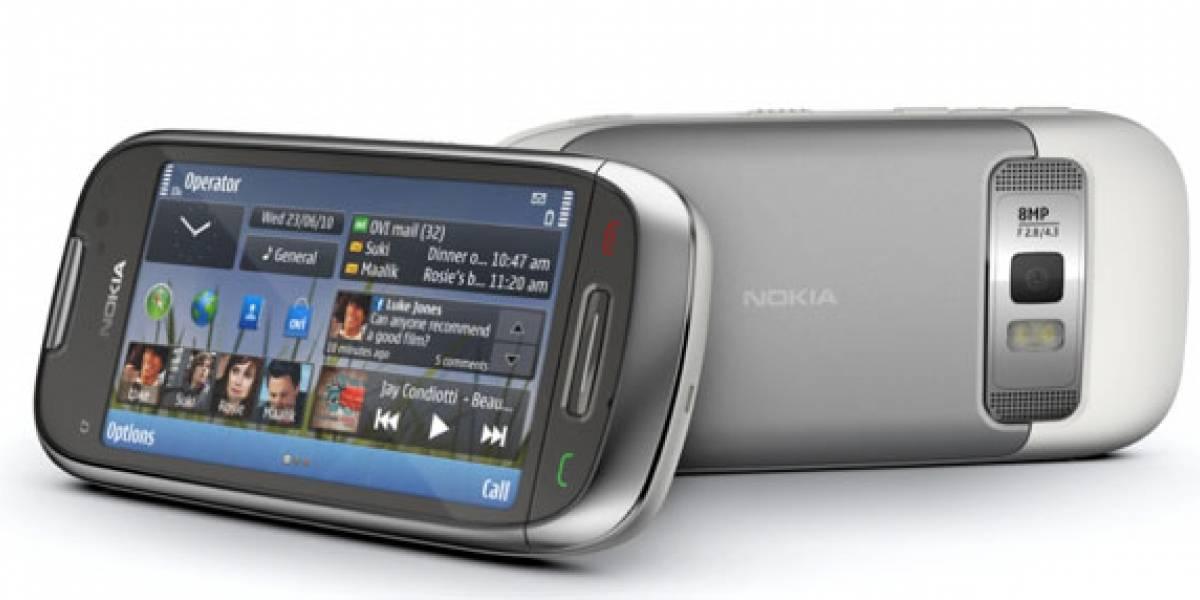 El secreto del Nokia C7