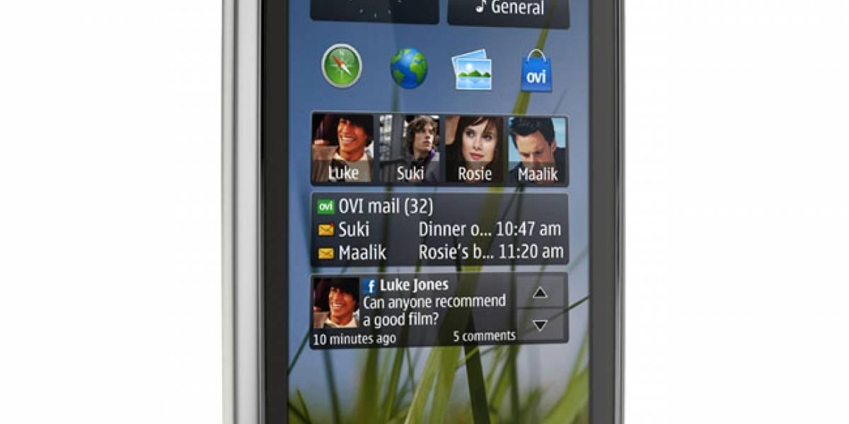 El Nokia C7 llega a España