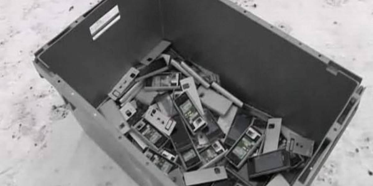 Nokia recortará 800 puestos de trabajo