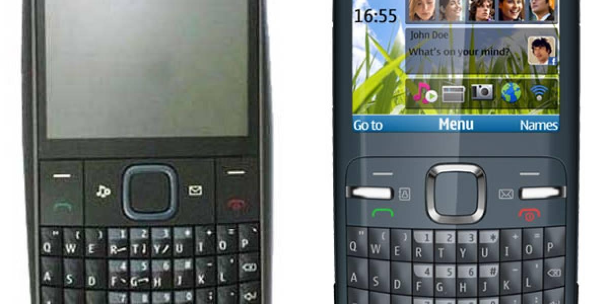 Nokia X2-01, un teléfono asequible