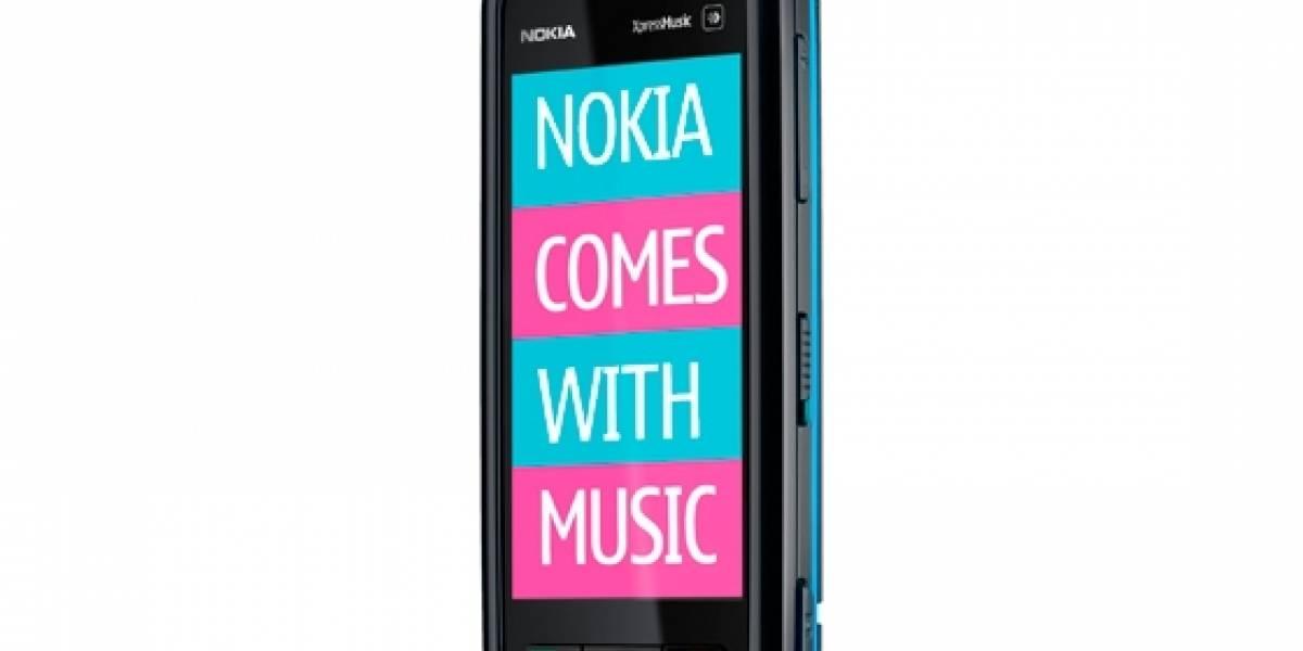"""""""Comes with Music"""" de Nokia llegará en septiembre a Chile y Argentina"""