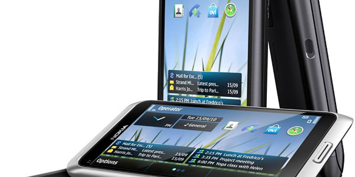 Nokia lanzará el E7 esta semana