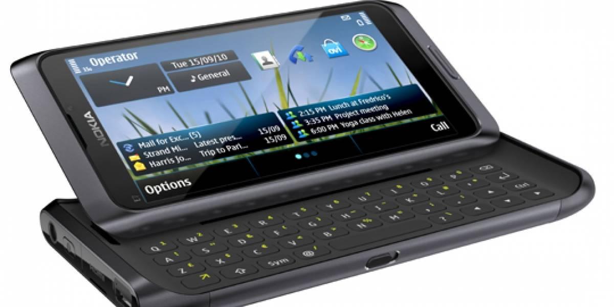 Nokia retrasa el lanzamiento del E7 hasta el próximo año