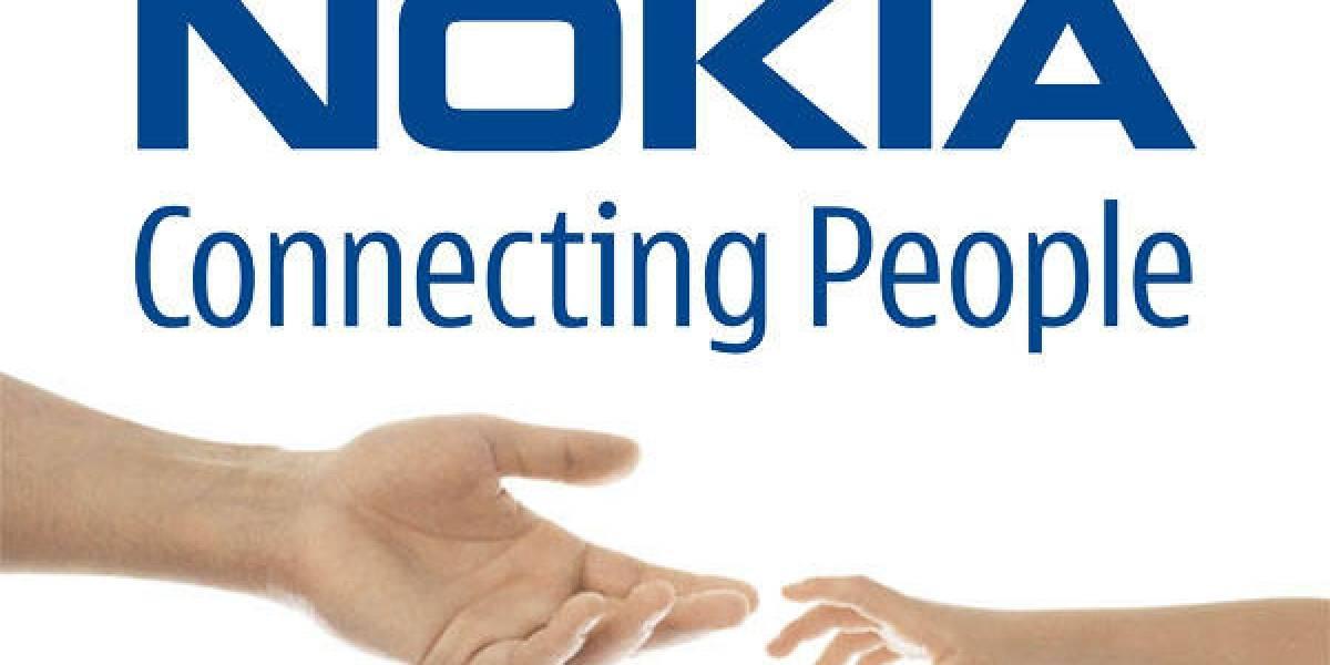 Nokia anuncia ganancias en el cuarto trimestre, aunque sigue perdiendo mercado
