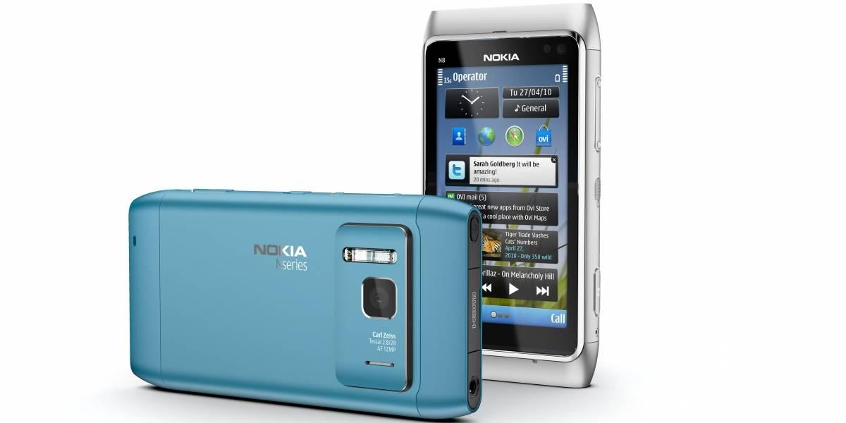 Nokia comenzó a mandar los N8 a las operadoras