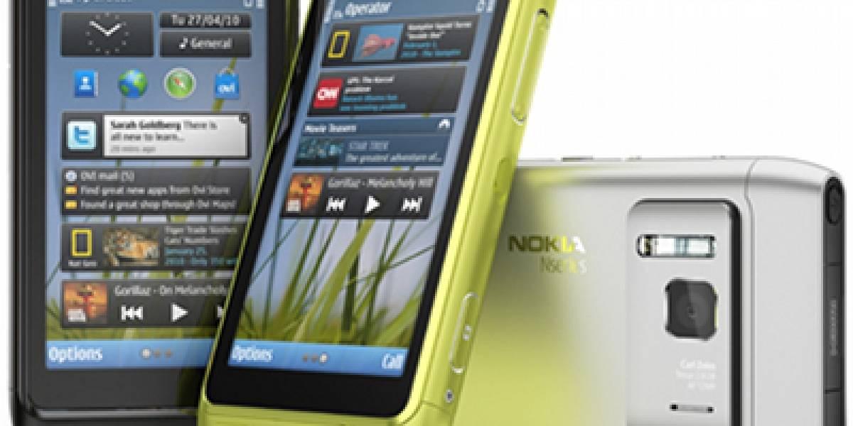 Nokia prepara hasta 40 nuevos dispositivos para el 2011