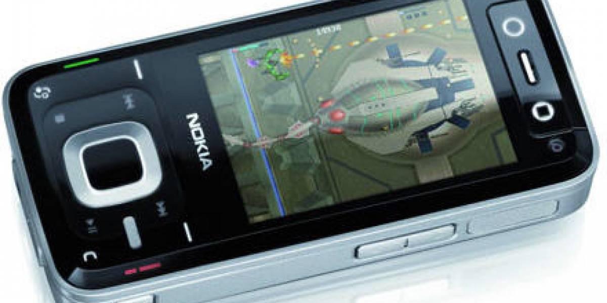 N81: El nuevo gamephone de Nokia