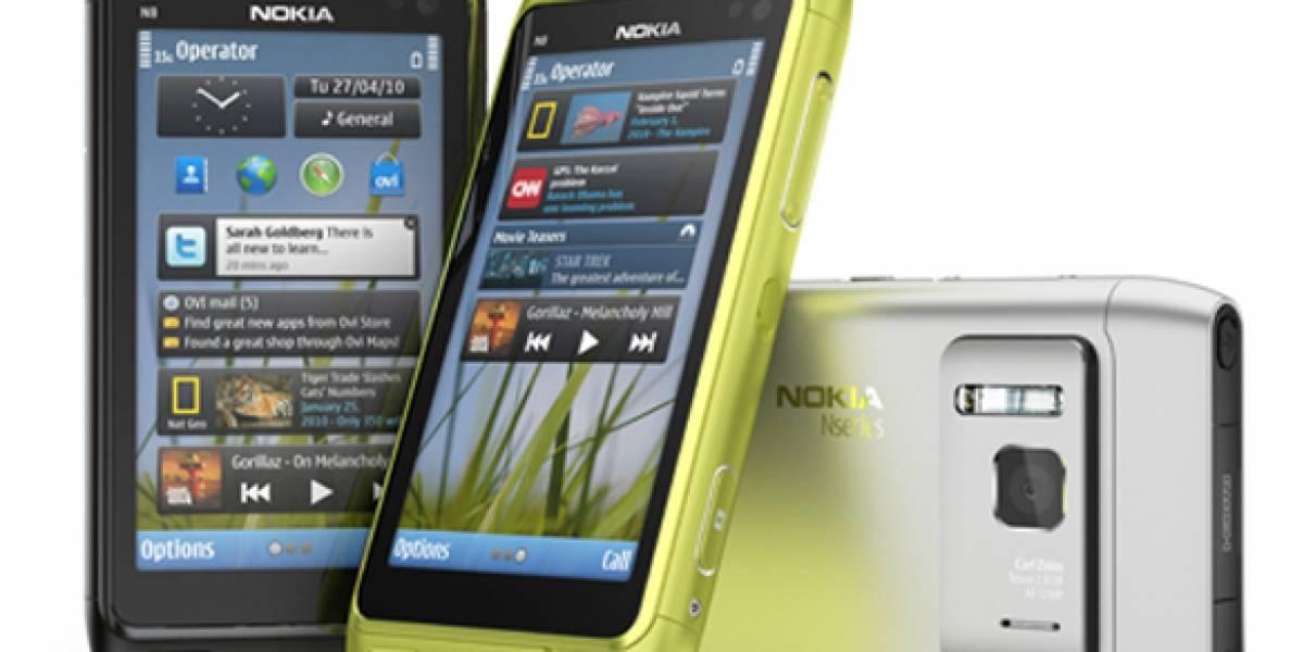 Nokia N8 ahora se puede reservar también en Estados Unidos