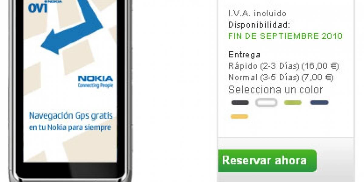 El Nokia N8 ahora también puede ser reservado en España