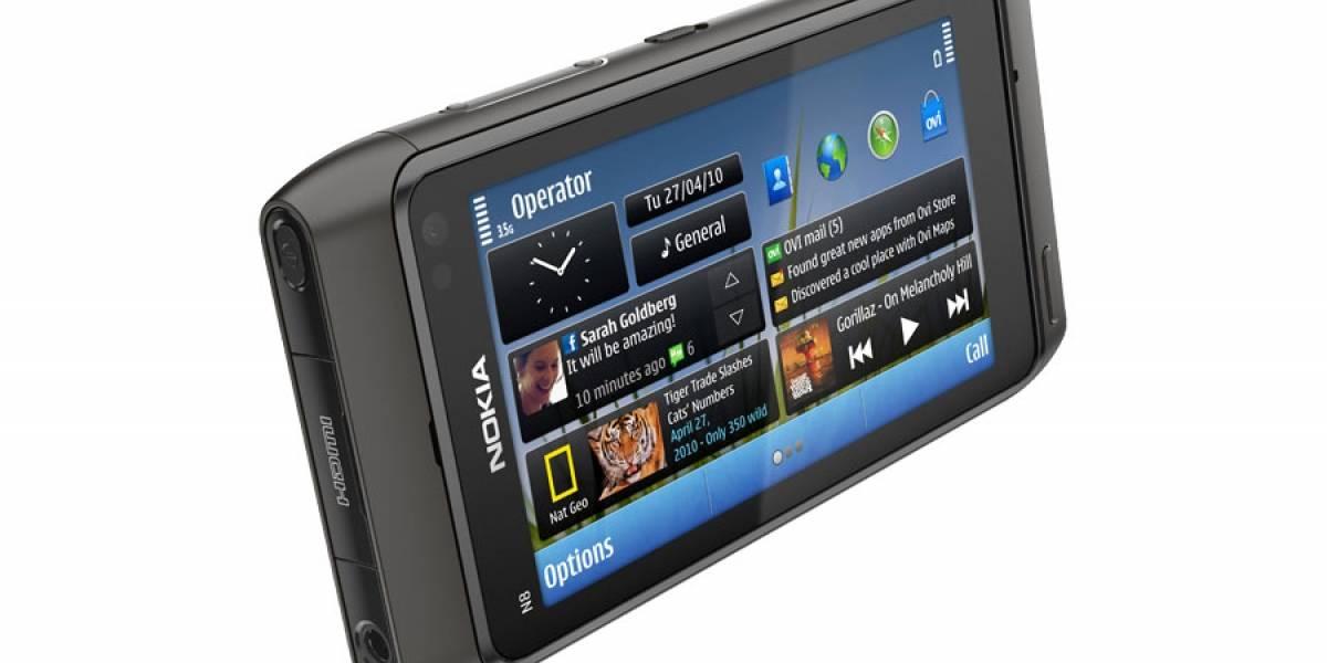México: Nokia presenta el N8
