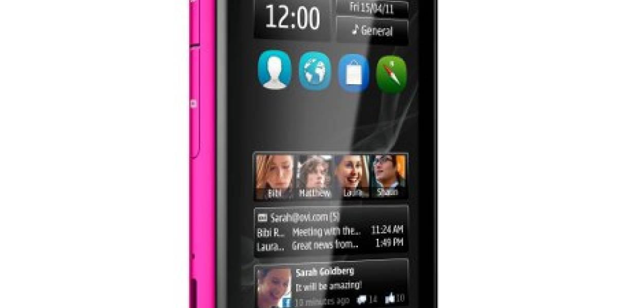 Nuevo Nokia N8 rosado llegará con Symbian Anna