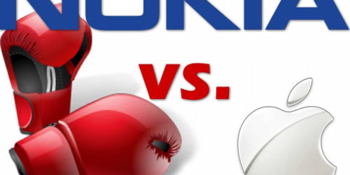 Apple le paga a Nokia, para terminar la demanda de patentes