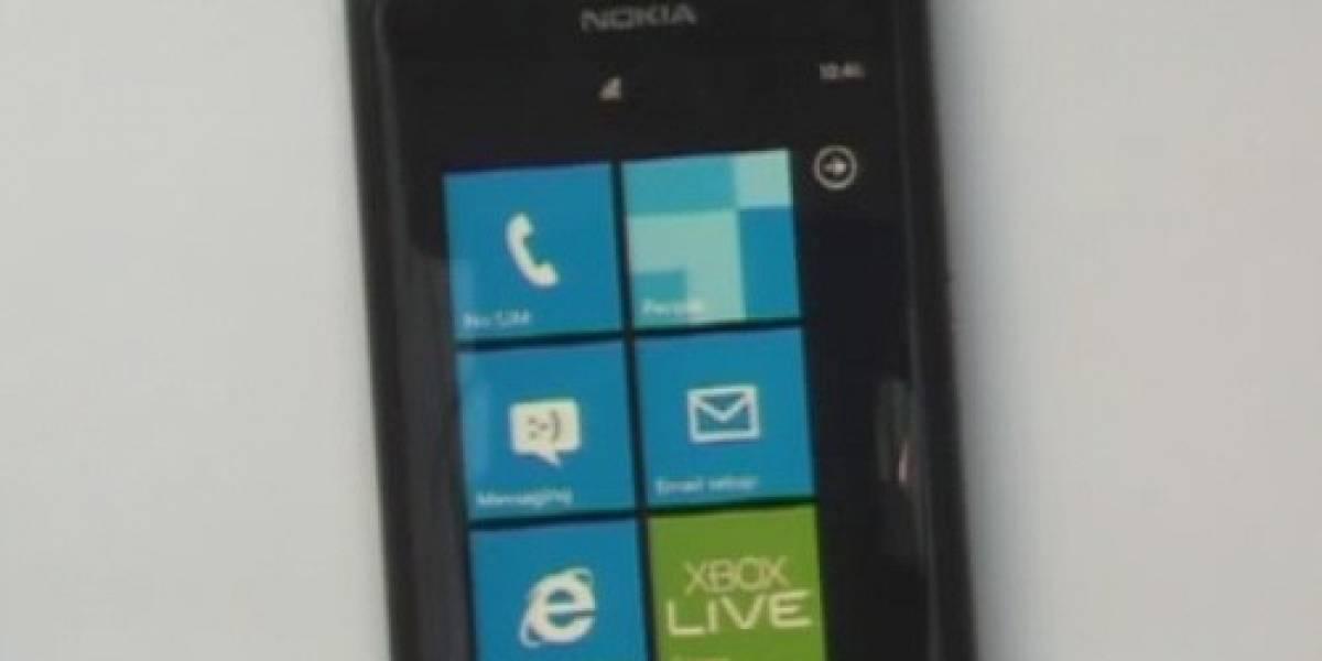 """""""Sea Ray"""", el primer Nokia con Windows Phone 7"""