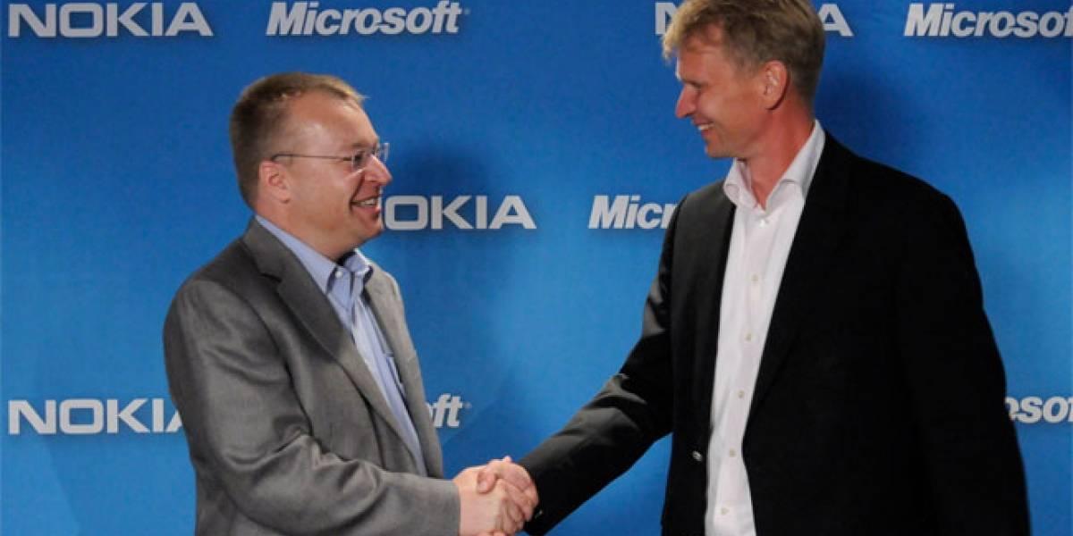 Nokia habría evaluado entre Android, WP7 y MeeGo, pero la decisión ya está tomada