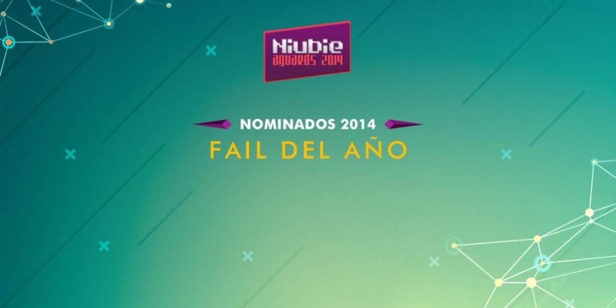 Vota por el fail del 2014 [NB Aguards]
