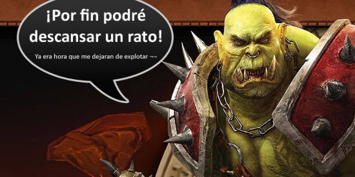 El nuevo MMO de Blizzard no es StarCraft, ni Warcraft, ni Diablo