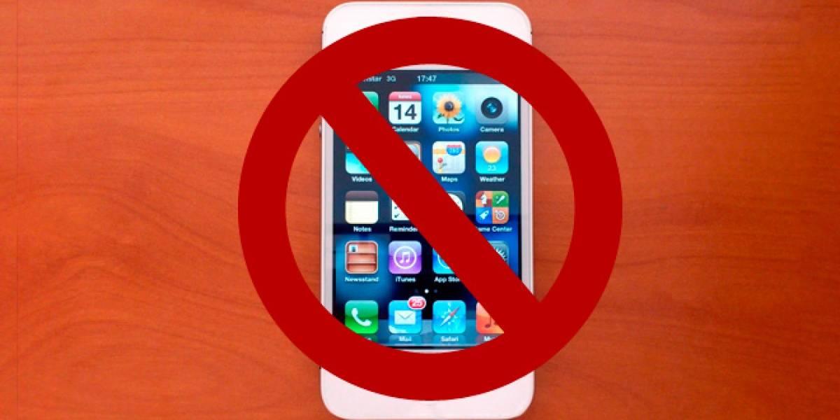 Argentina bloquea ventas de iPhone y Blackberry
