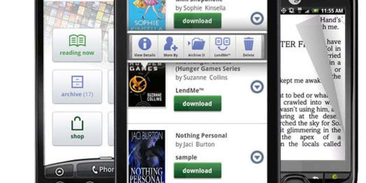 NOOK para Android recibe actualización