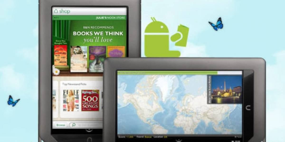 Barnes & Noble pasa al siguiente capítulo: amplía herramientas del NOOK Developer