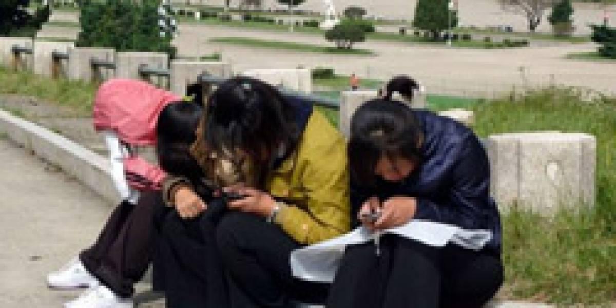 Corea del Norte confisca móviles chinos por divulgar noticias capitalistas