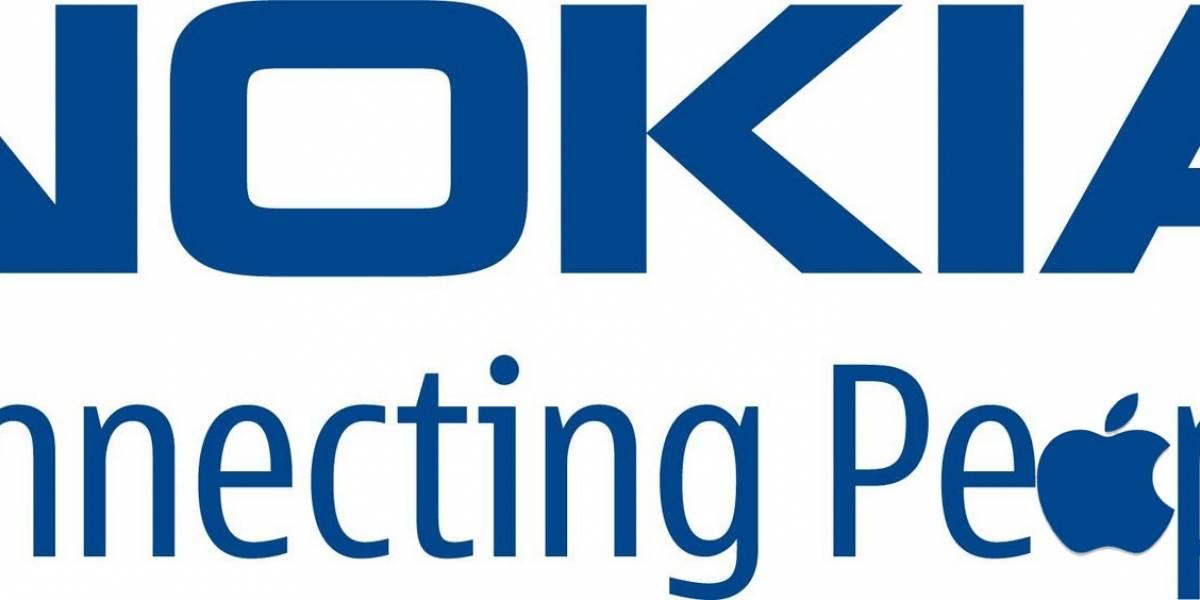Apple pagará regalías a Nokia, ambos retiran sus demandas