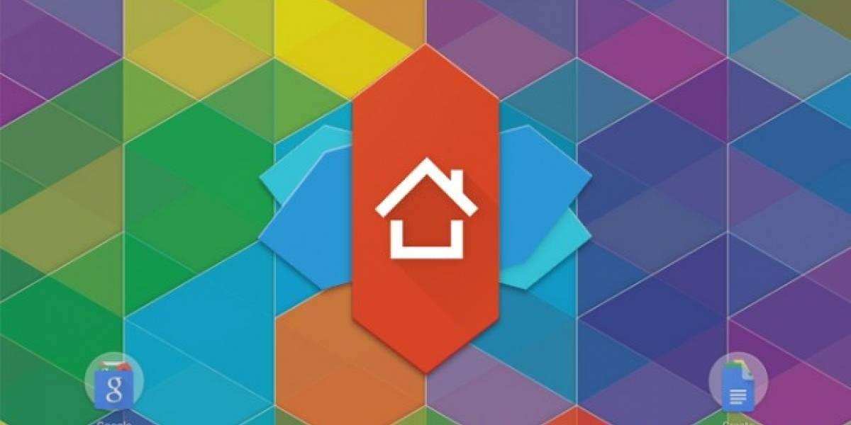 Nova Launcher se actualiza a la versión 4.0 con Material Design