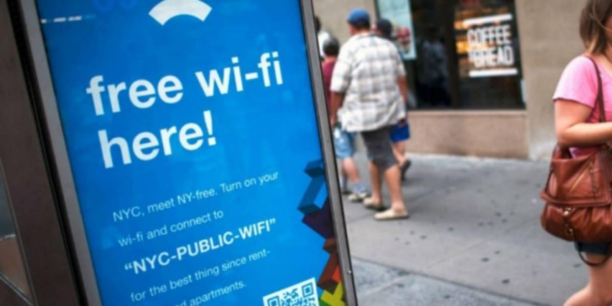 Nueva York cambia cabinas telefónicas para ofrecer Wi-Fi
