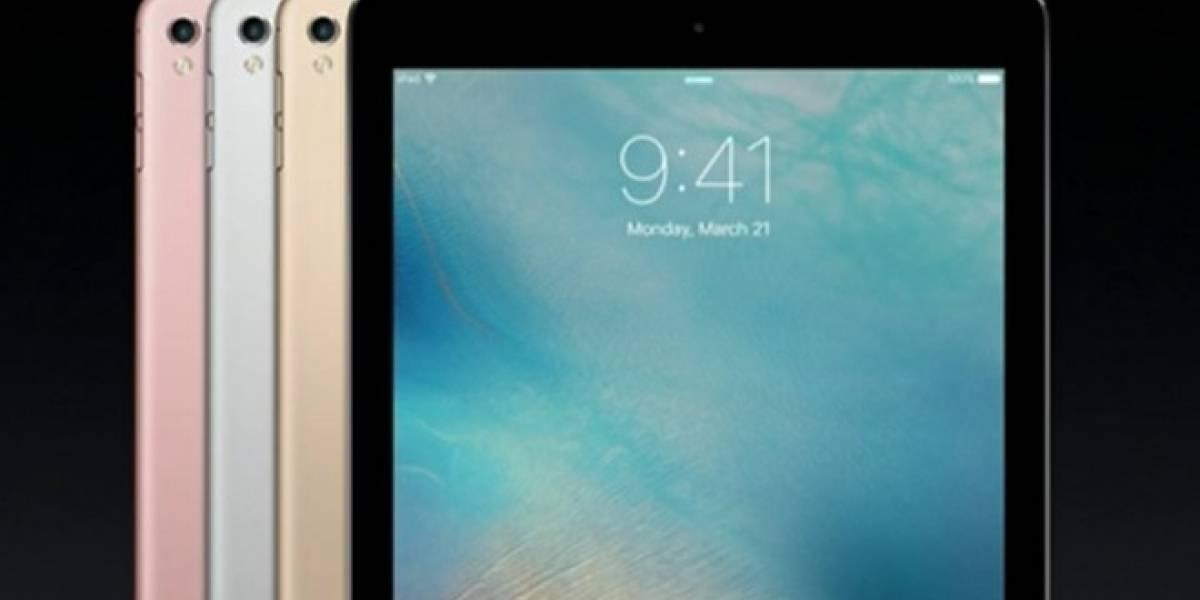 Apple presenta el nuevo iPad Pro