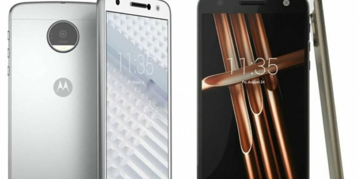 Moto Z sería la nueva línea de teléfonos en reemplazo del Moto X