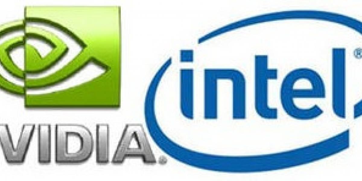 Intel y NVIDIA firman acuerdo de licencias por USD1.500 millones