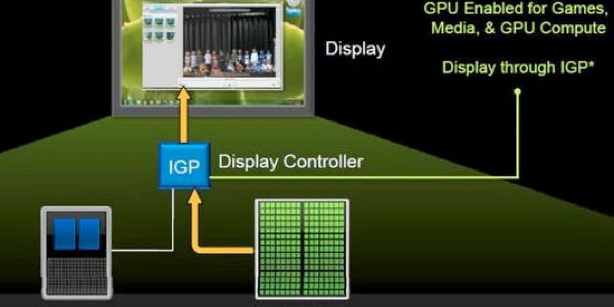 NVIDIA Optimus en escritorio es Synergy