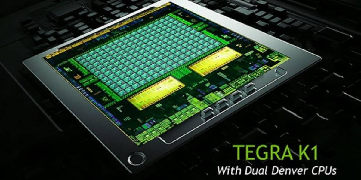 NVIDIA lanza Tegra K1, el SoC con 192 núcleos CUDA #CES2014