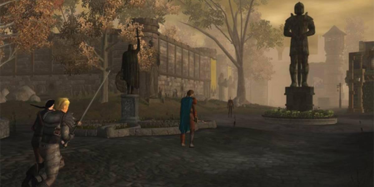 Por fin llegará la segunda expansión para Neverwinter Nights 2