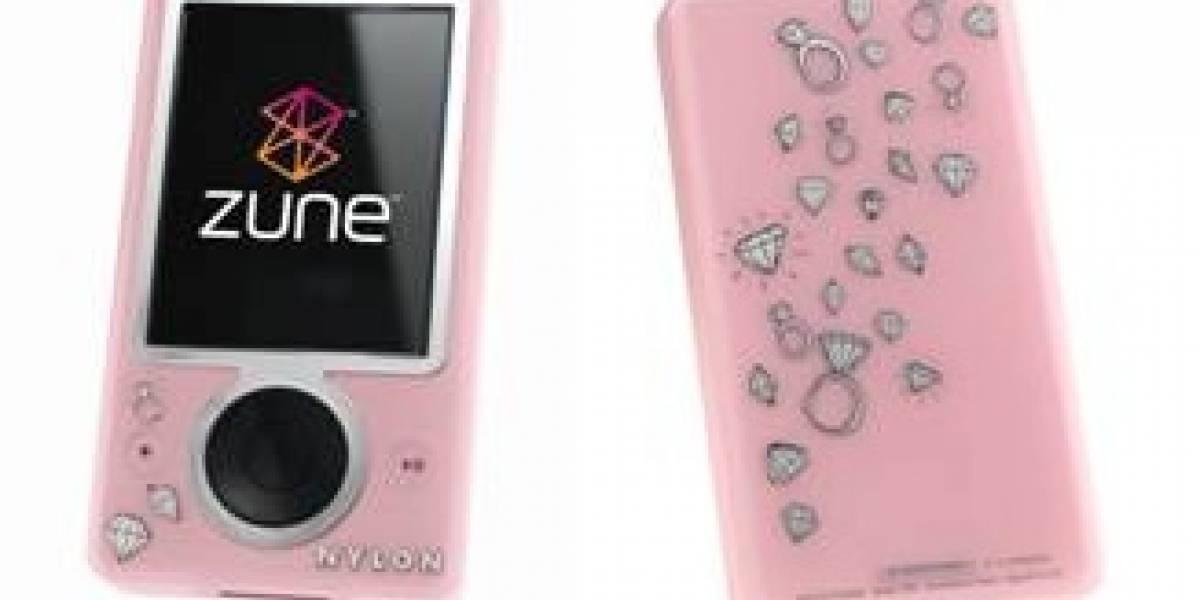 Microsoft anuncia edición limitada del Zune