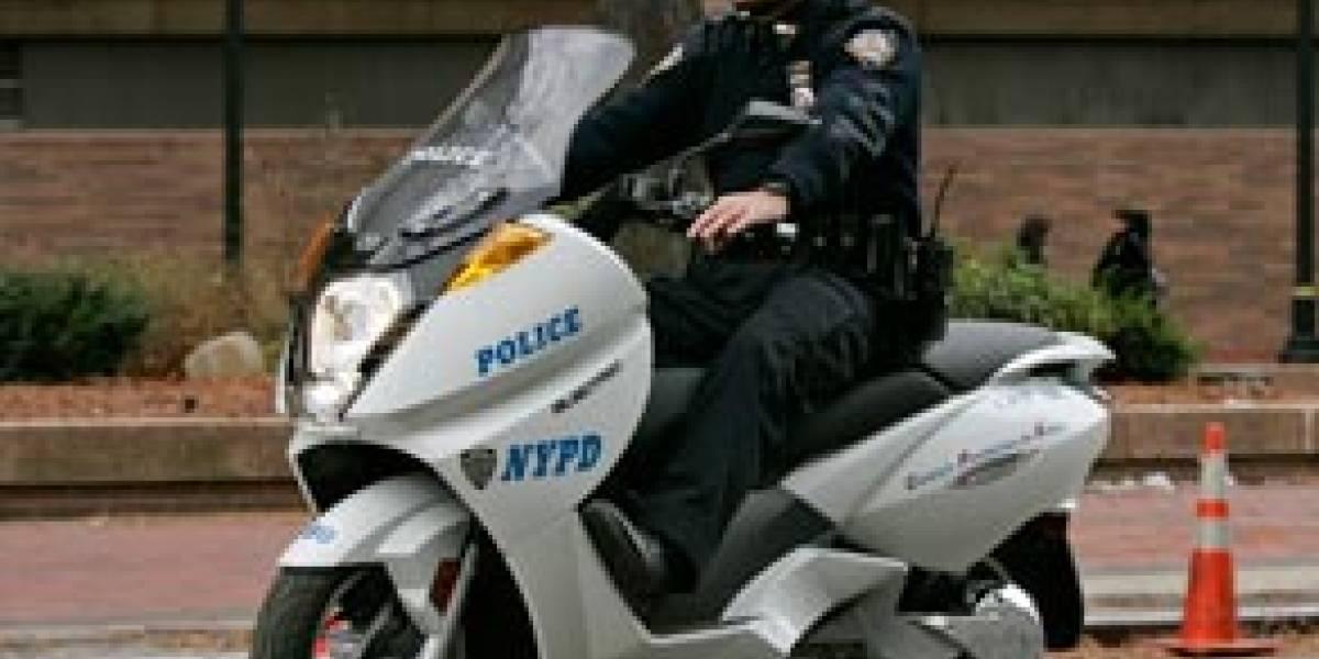 Policía de Nueva York comenzará a usar vehículos eléctricos