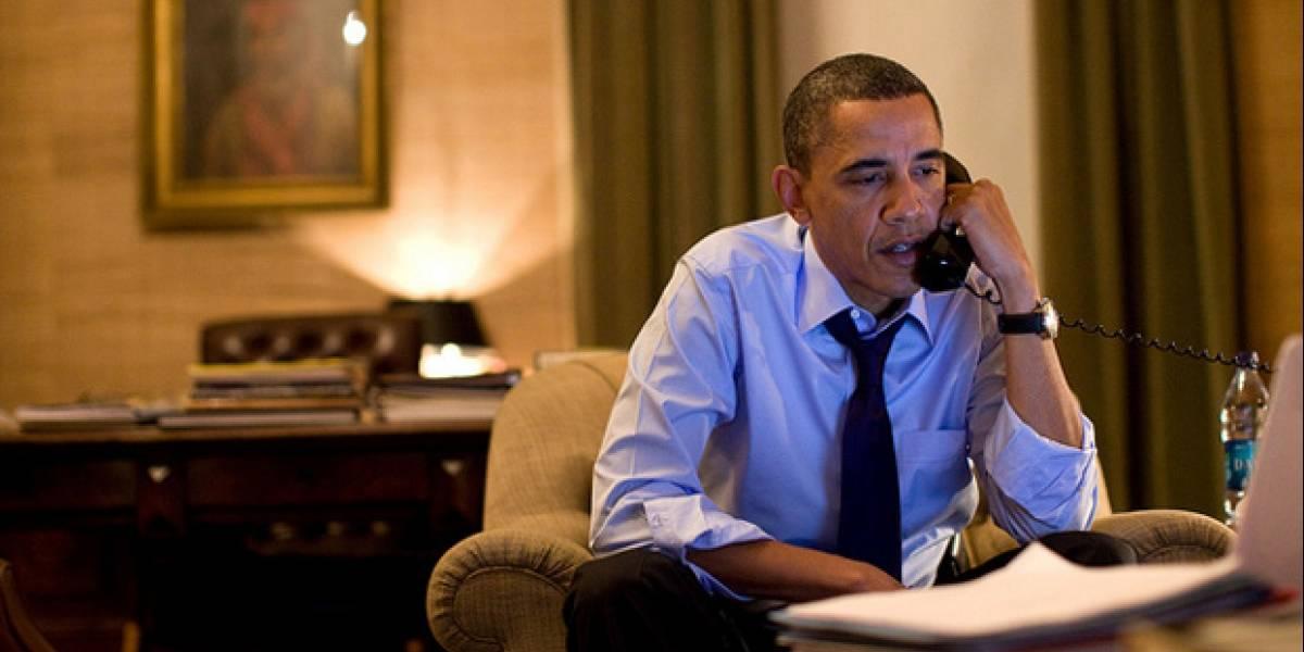 Lo que quiere Obama: un teléfono cool