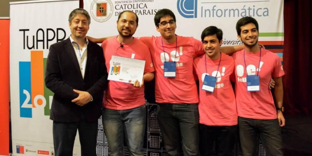 OE!, una red social creada por chilenos para descubrir lo que ocurre a tu alrededor