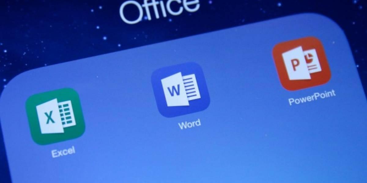 Microsoft agrega 3D Touch en Office para iOS