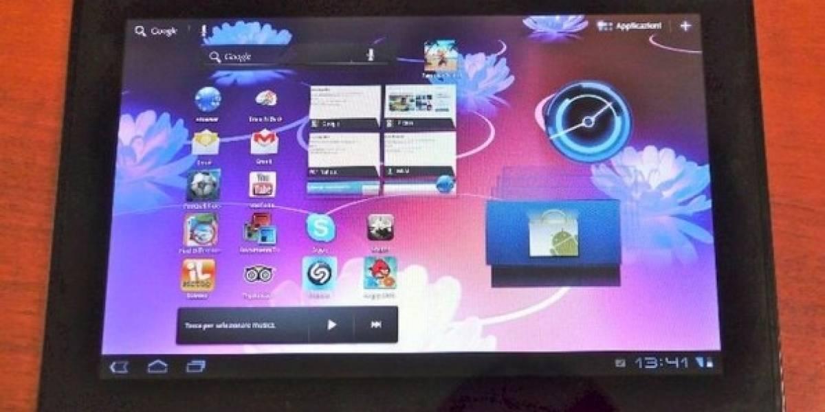 Aparece nuevo tablet Olivetti OliPad 110