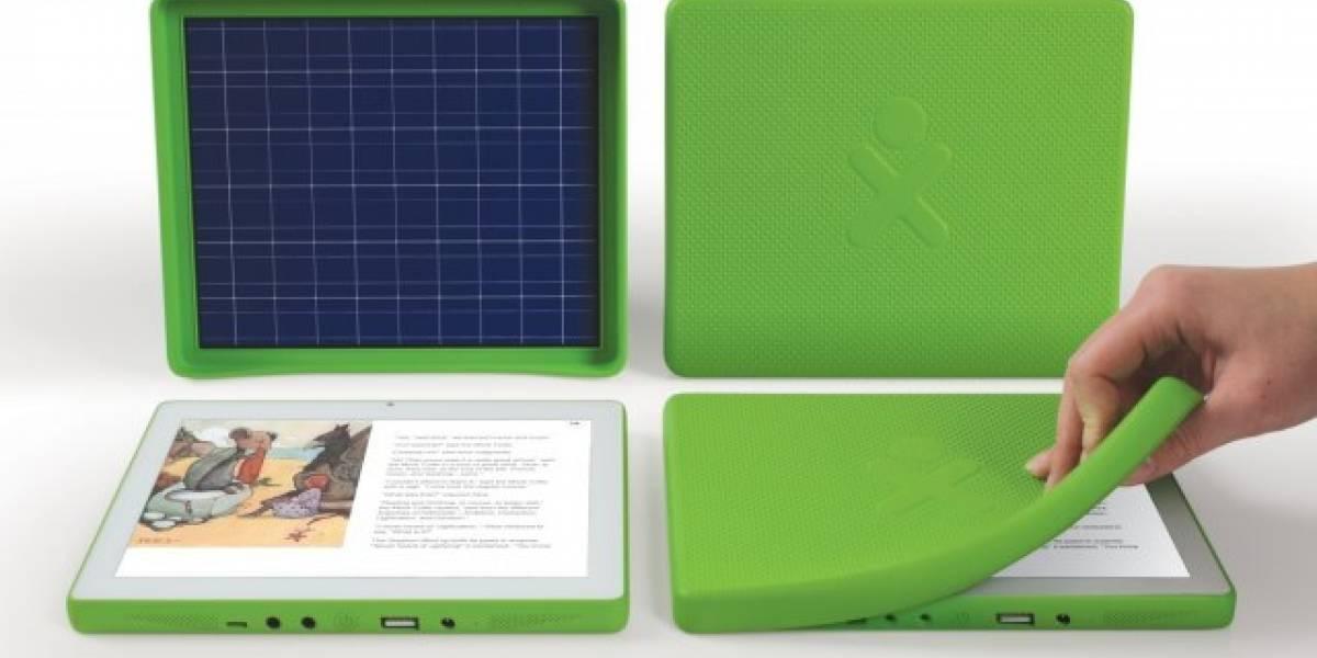 CES 2012: El programa OLPC lanzará la tablet XO-3