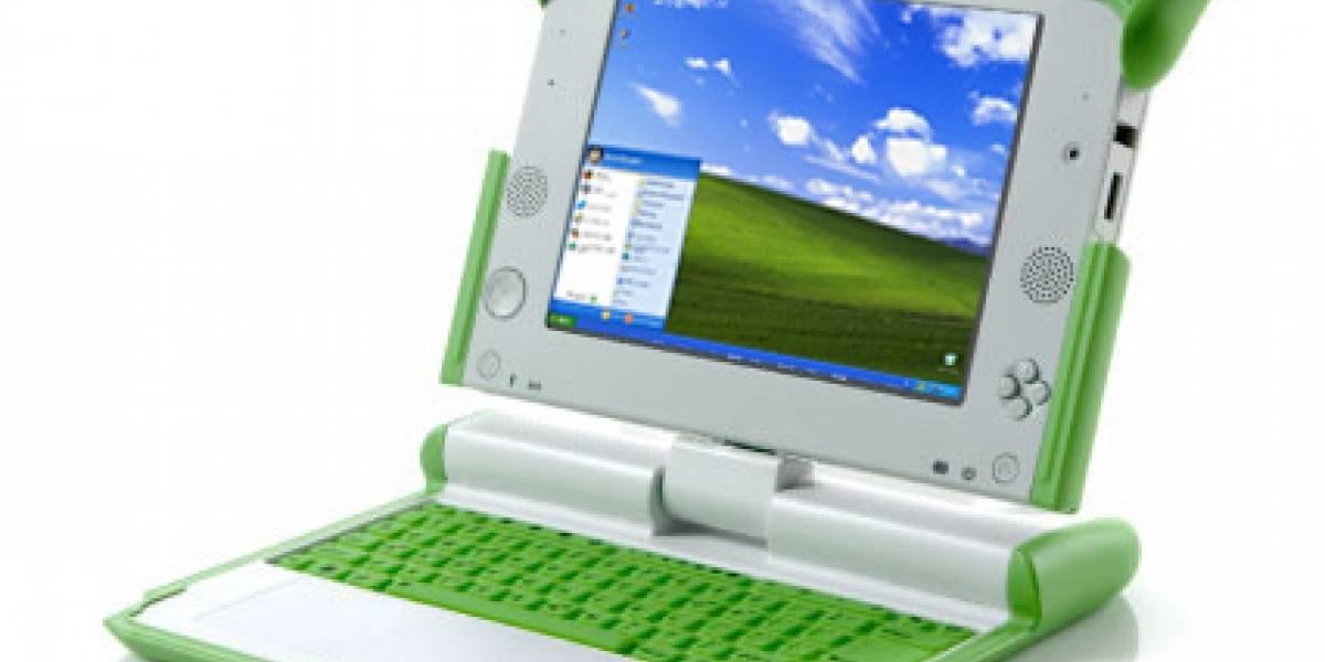 OLPC trabajando junto a Microsoft: Linux y Win XP en el XO