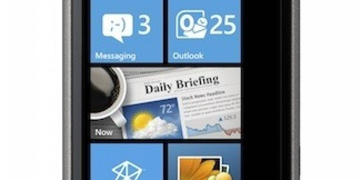 Microsoft cancela su primera actualización para Windows Phone 7