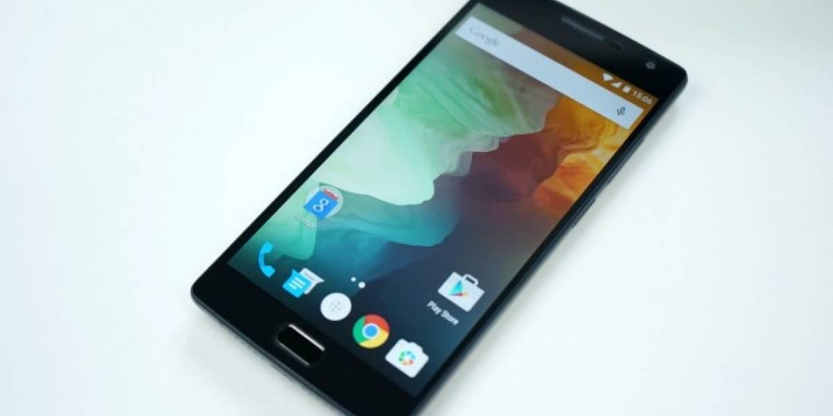 Usuarios del OnePlus 2 reportan problemas con el funcionamiento del botón inicio