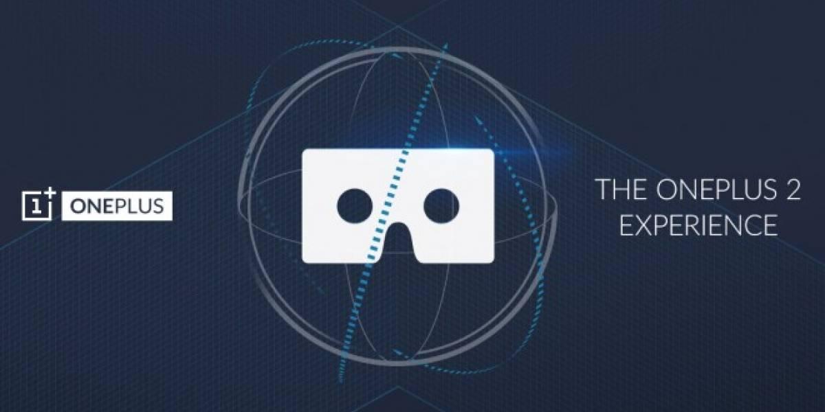 OnePlus regalará gafas Google Cardboard para ver el anuncio del OnePlus Two